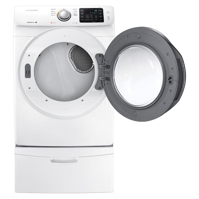 samsung dryer with steam manual