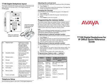 avaya ip office voicemail user manual