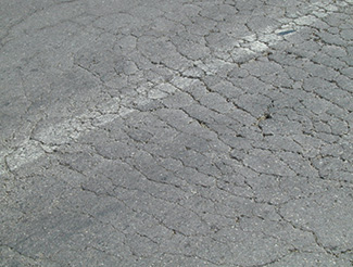 pavement surface condition field rating manual for asphalt pavement