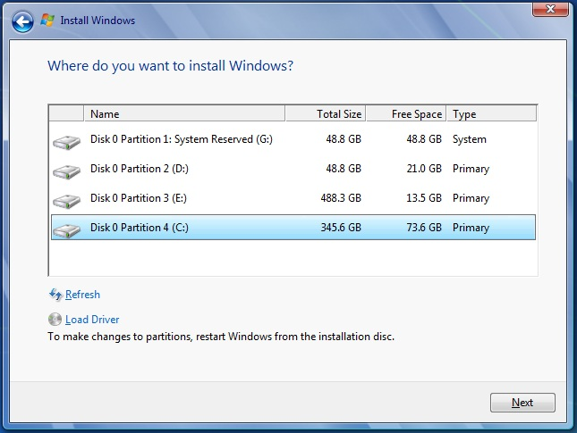 how to manually format drives in windows 10