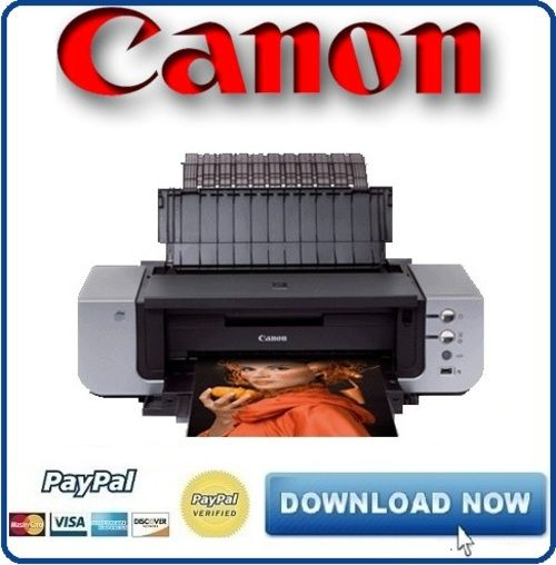 owners manual for pixma ip2200