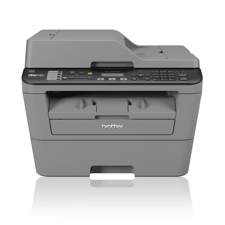 brother printer manual feed crooked