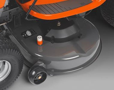 manual lawn mower for small areas