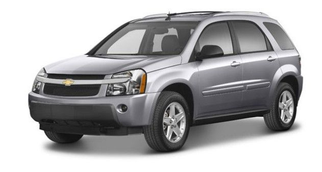chevy equinox owners manual 2006