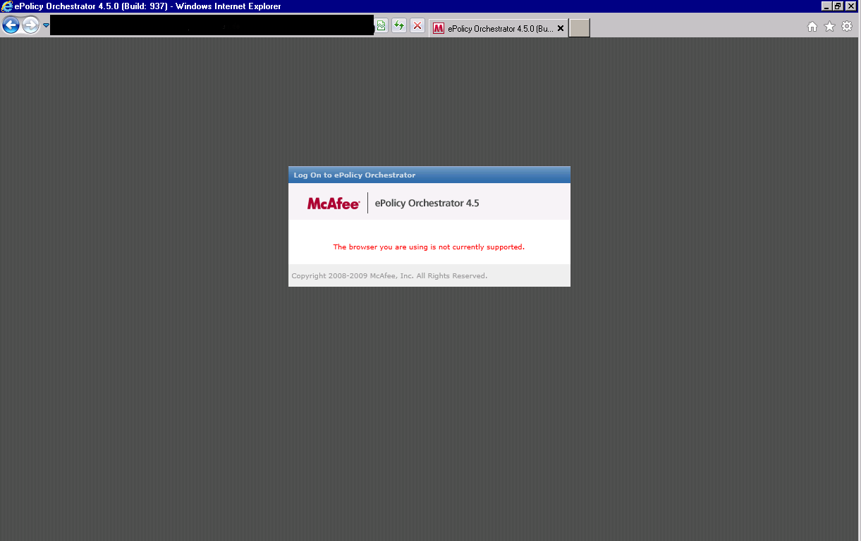 install mcafee agent 4.0 manually