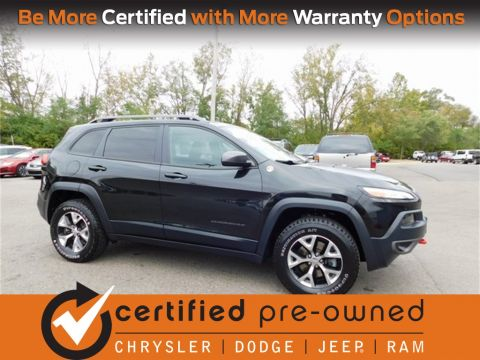 jeep cherokee trailhawk 2016 owners manual