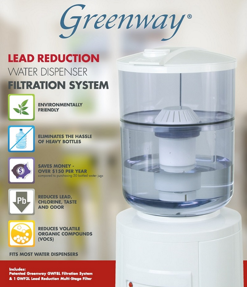 greenway water filtration system manual