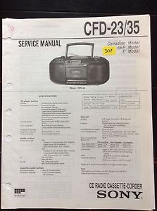 record tape cfd s50 manual
